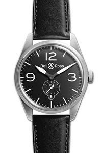 Bell and Ross Armbanduhr BRV123 BL ST SCR
