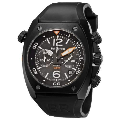 Bell & Ross Marine BR02-94 Chronograph BR02-CHR-BL-CA
