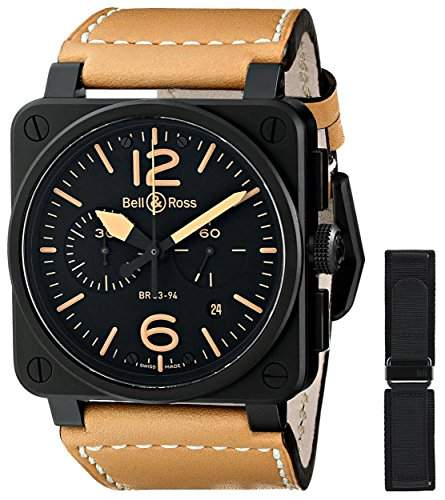 Bell & Ross Aviation BR03-94 BR0394-Heritage