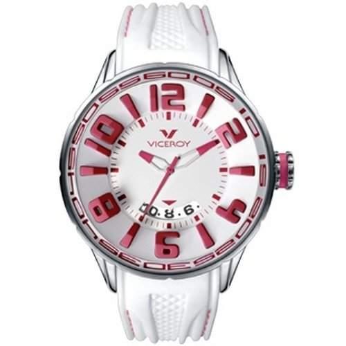 Uhr Viceroy Flash 432111-75 Unisex Weiss
