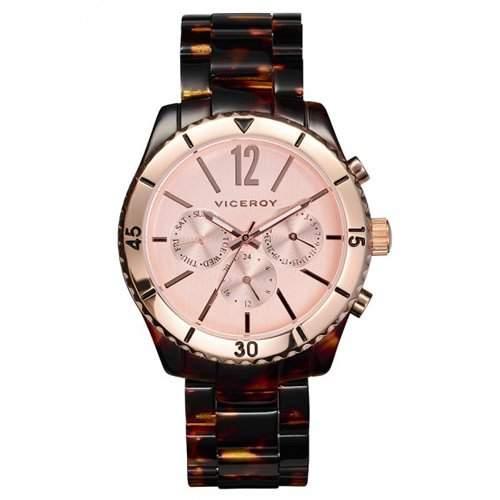 Uhr Viceroy Femme 432198-95 Damen Rosa