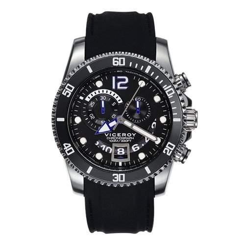 Uhr Viceroy Magnum 432221-55 Herren Schwarz
