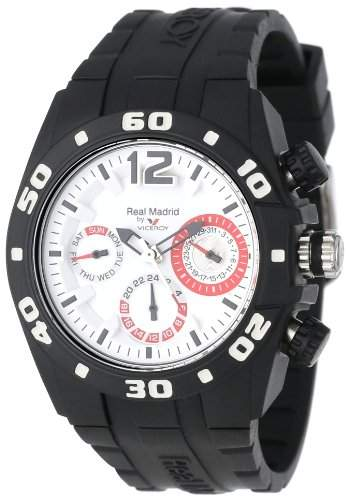 Uhr Viceroy Real Madrid 432836-15 Unisex Weiss