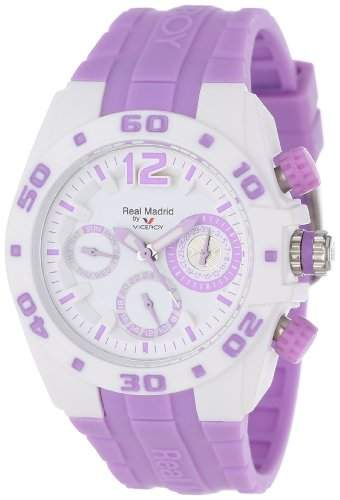 Uhr Viceroy Real Madrid 432836-75 Unisex Weiss
