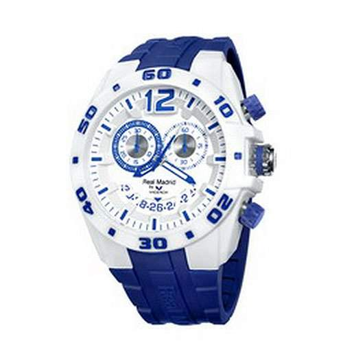 Uhr Viceroy Real Madrid 432853-05 Herren Weiss