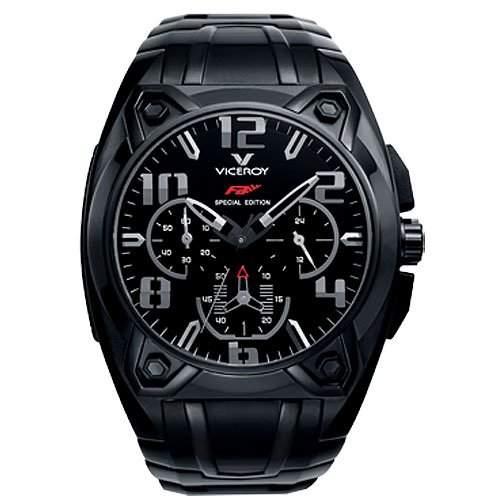 Uhr Viceroy Fernando Alonso 47625-99 Herren Schwarz