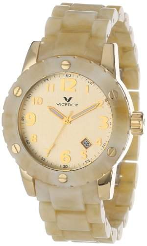 Uhr Viceroy Femme 47668-95 Damen Gold
