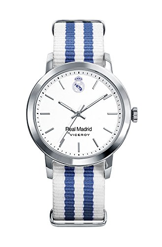 Real Madrid beobachten Viceroy 40966 09 Textile Weiss Kind