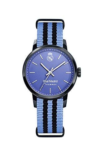 Real Madrid beobachten Viceroy 40969 39 Blue Man Textile