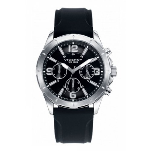 Reloj Viceroy 40521 59 Silikon Multifunktions Black Man