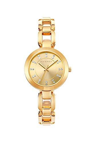 Reloj Viceroy 40926 20 Stahl Frau Dorado