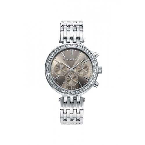 Reloj Viceroy 40932 77 Stahl Frau Grau Multifunktions