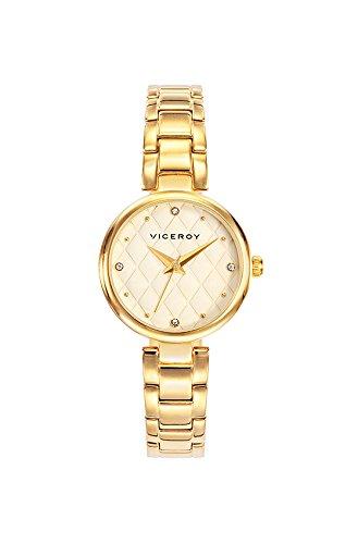 Uhr Viceroy Damen 471064 23 Gold