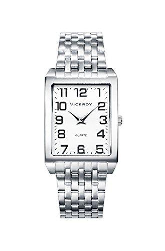 Uhr Viceroy Ritter 42239 04 Stahl
