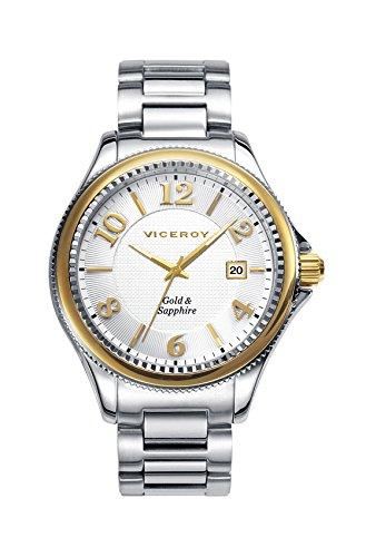 Uhr Viceroy 47887 99 MANN 9 K Gold Kollektion Penelope Cruz