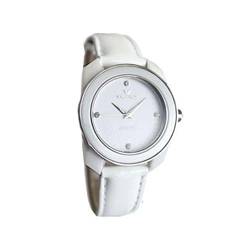 Uhr Viceroy Ceramica Y Zafiro 432148 05 Damen Weiss