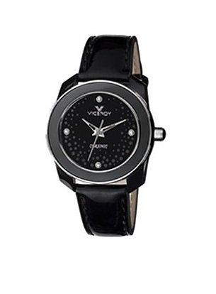 Uhr Viceroy Ceramica Y Zafiro 432148 55 Damen Schwarz