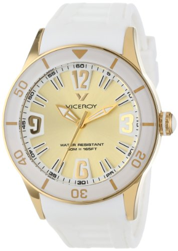 Uhr Viceroy Fun Colors 42108 99 Unisex Gold