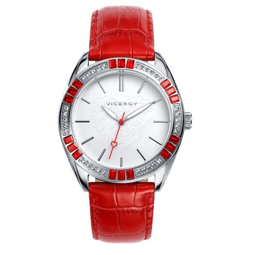 Uhr Viceroy Femme 46886 07 Damen Weiss