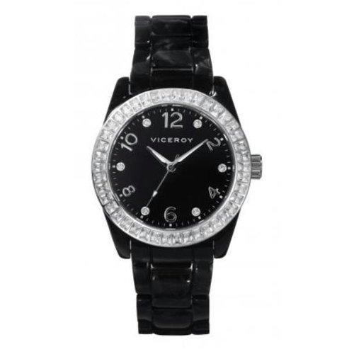 Uhr Viceroy Femme 47798 55 Damen Schwarz