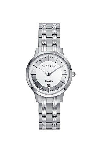 Uhr Viceroy Luxury 471048 17 von Frauen in Titan