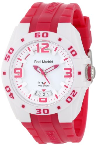 Uhr Viceroy Real Madrid 432834 75 Kinder Und Jugendliche Weiss
