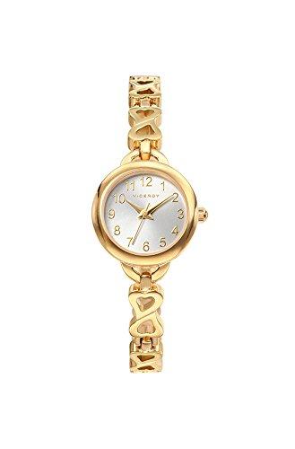 Uhr Viceroy Maedchen Kommunion 42204 25 Stahl Gold