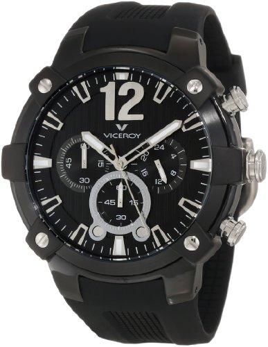 Uhr Viceroy Magnum 47633 55 Herren Schwarz