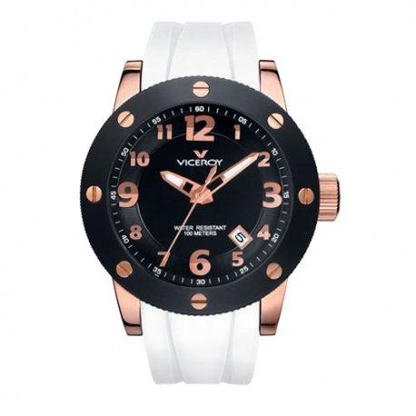 Uhr Viceroy Magnum 47653 95 Unisex Schwarz