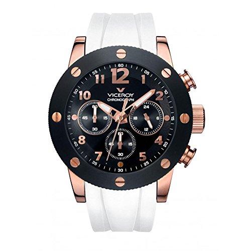 Uhr Viceroy Magnum 47655 95 Unisex Schwarz