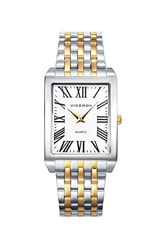 Uhr Viceroy Ritter 42239 92 Stahl bicolor