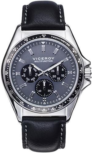 VICEROY WATCH CHRONOGRAPH STEEL STRAP SR VICEROY