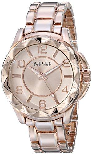 August steiner Quartz Bracelet Analog Quarz AS8159RG