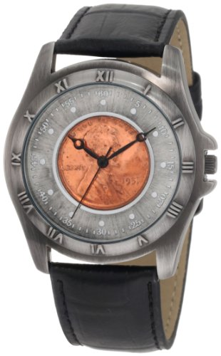 August steiner Herren Armbanduhr Round Analog Quarz CN001S AS