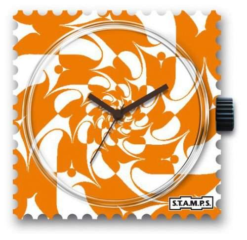 STAMPS Uhr Orange Fever 1511019