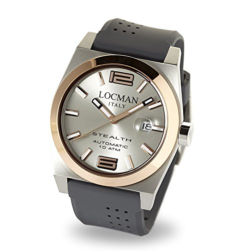 Armbanduhr Herren Stahl Ref 205 Stealth Schalter 02050rgyf5 N0sia LOCMAN