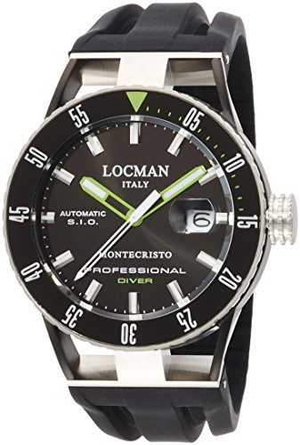 Armbanduhr LOCMAN Montecristo Diver Automatik Ref 0513 knkgbknksik