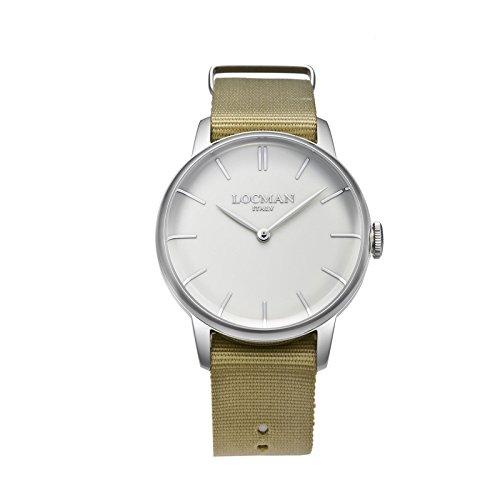 Uhr Herren 1960 Dolce Vita LOCMAN 0251 V05 00 avnknh