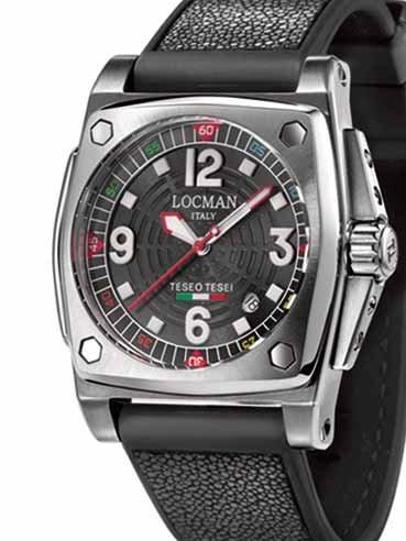 Armbanduhr LOCMAN 019100BK0009GAK