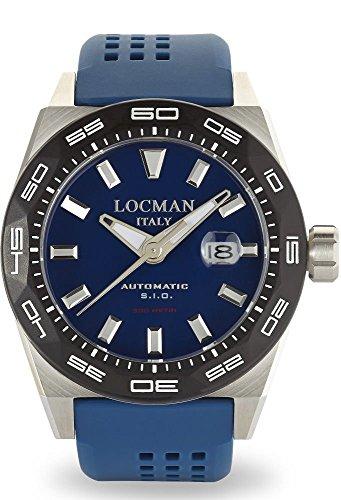 Locman Stealth Automatik 0215V3 0KBLNKS2B