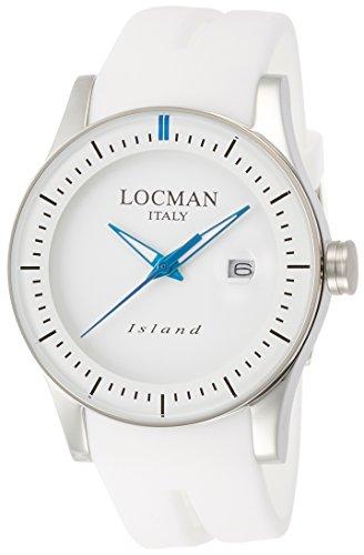 Locman Insel Armbanduhr 060000WB WHKSIW