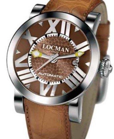 Locman Unisex Toscano 029000BNNNKCAON