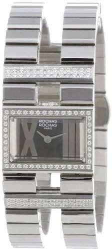 Rochas Damen-Armbanduhr Femme Twin Collection 9060LC