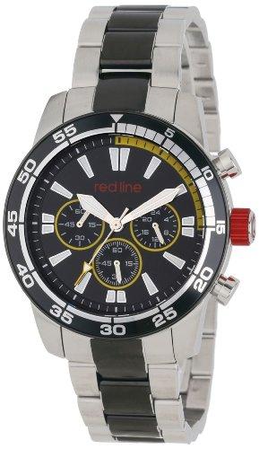 Red Line Cruiser 45mm Chronograph Armband Edelstahl Vergoldetes Edelstahl Quarz 60011