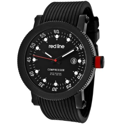 Red Line Herren-Armbanduhr Compressor RL-18000-01-BB