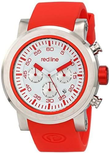 Red Line Torque Sport Herren-Armbanduhr 50mm Chronograph Quarz 50050-02-RDAS