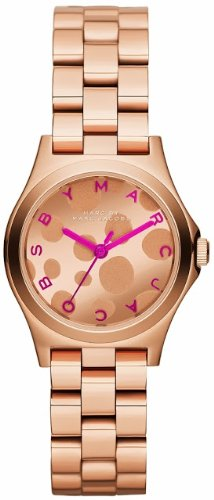 Dame Uhr MARC BY MARC JACOBS HENRY MBM3271