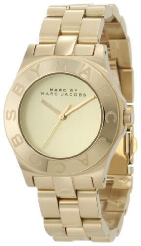 Marc by Marc Jacobs Blade Gold MBM3126