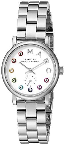 Marc Jacobs Damen Baker Analog forretning Quarz Batterie Reloj MBM3423