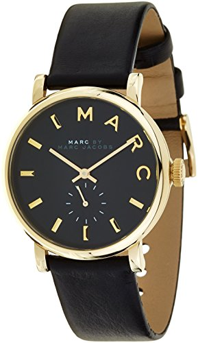 Marc Jacobs Analog Quarz Leder MBM1269